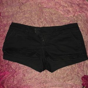 American Apparel Shorts - American Eagle Black shorts